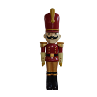 Mô hình chú lính chì nhiều màu bằng nhựa composite cao cấp