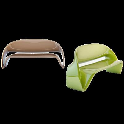 Ghế ngoài trời chất liệu composite kiểu dáng hiện đại – độc đáo