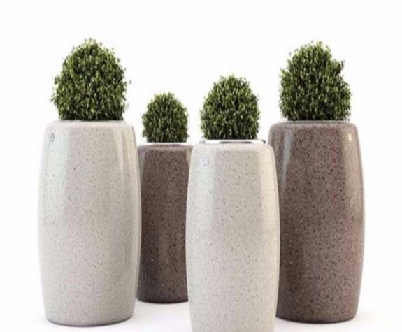 Sản xuất chậu hoa composite theo yêu cầu tại tp hcm